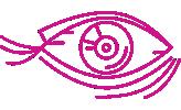 Zatezanje  glabele, čela i regije oko očiju